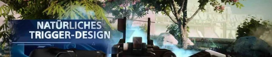 #PS4DayOne –  DUALSHOCK®4-Controller