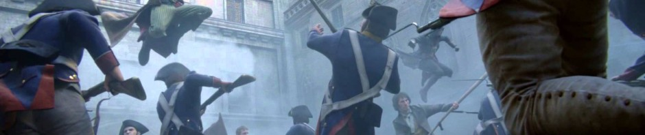 Assassin's Creed Unity E3 2014 World Premiere Cinematic Trailer